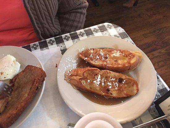 Petersburg, VA: French Toast!