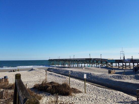 Photo of Pier Surfside Pier at 302 Surfside Dr, Surfside Beach, SC 29575, United States