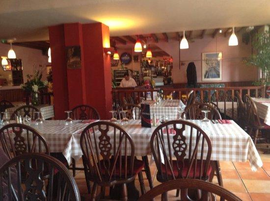 Italian Restaurant Heath Road Twickenham