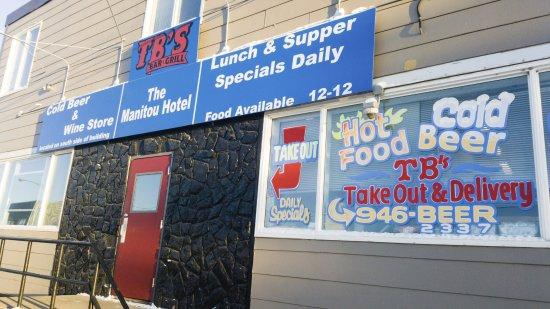 TB's Bar & Grill, Watrous, Saskatchewan