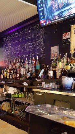 Lanesboro, Миннесота: back bar