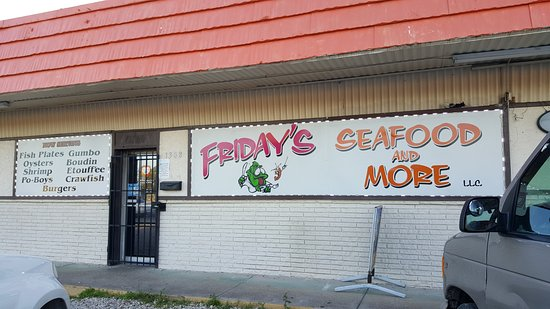 Bellmead, TX: Fridays Seafood and Store