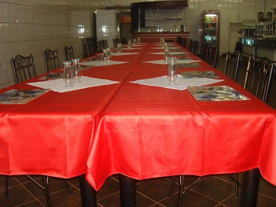Rio Brilhante, MS: restaurante