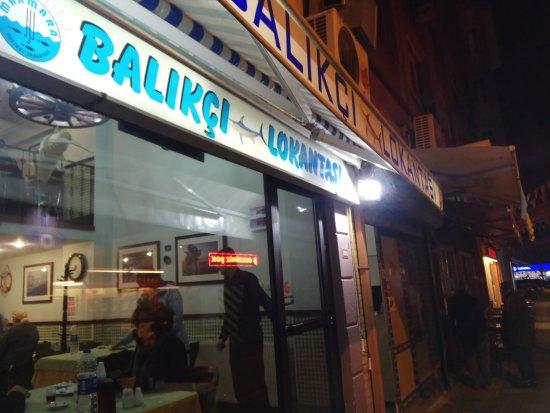 Balikci Sabahattin: Facade