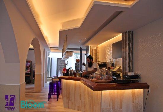 Hostal Tarba & Bloom Restaurant: Restaurante Bloom