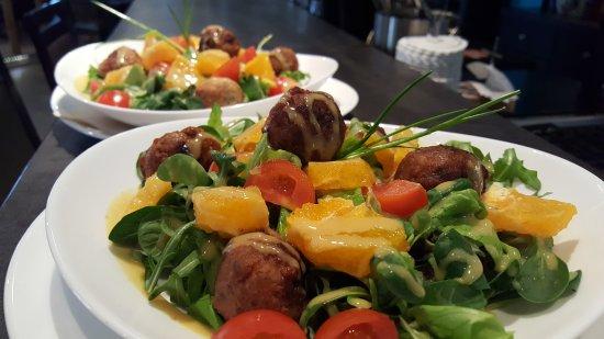 Suhl, Deutschland: Restaurant Delphi