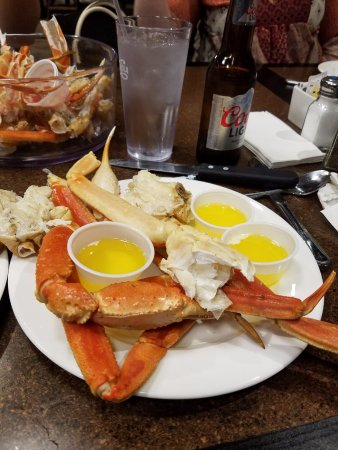 Rochester, WA: Snow Crab yep thats whats for dinner