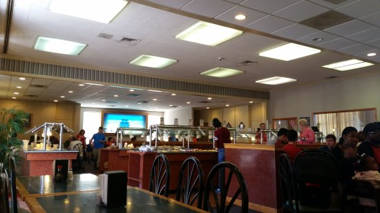 Dillon, Carolina del Sur: China buffet food