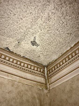 La Mirada, CA: Rotting walls and crumbling ceilings