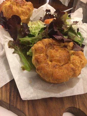 Monte Real, Portekiz: Excelente comida