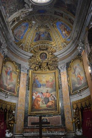 Oratorio di San Francesco Saverio del Caravita : Så vakker