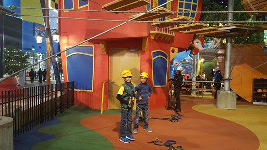 IMG Dubai - Picture of IMG Worlds of Adventure, Dubai