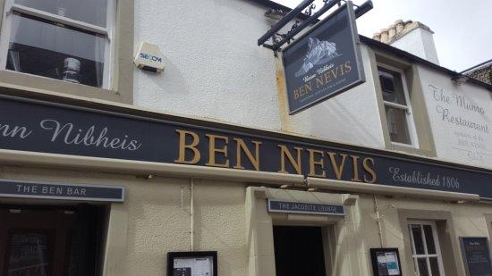 Ben Nevis Bar and Restaurant: 20170404_150243_large.jpg