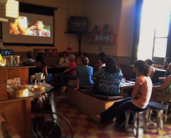 The Bagel Barn: Movies every day !!