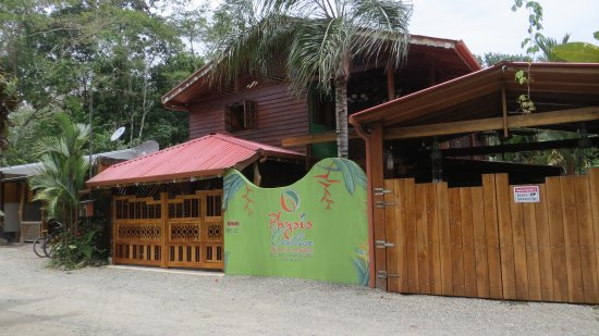 Cocles, Costa Rica: Physis B&B
