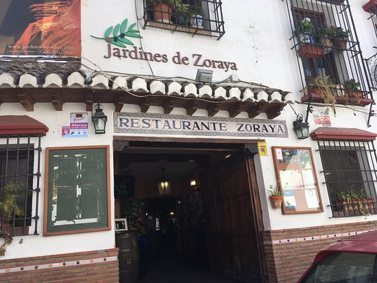 Picture of jardines de zoraya granada tripadvisor - Los jardines de zoraya ...