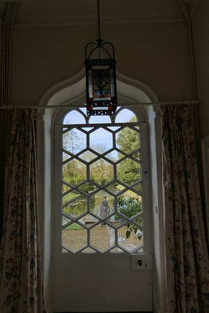 Frampton on Severn, UK: The front door