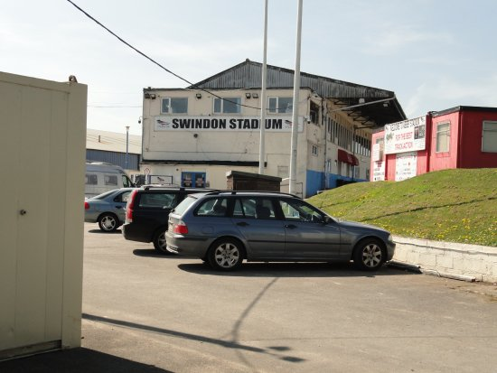 Swindon speedway and greyhound track