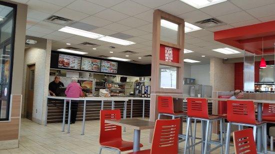 Maryville, Μιζούρι: Burger King