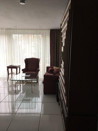 sehr schönes Hotel