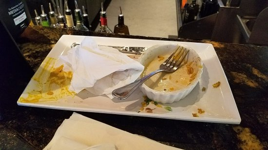 Dexter's of Windermere: The aftermath of the turkey Cuban...