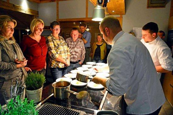 Nindorf, Allemagne : Küchenparty