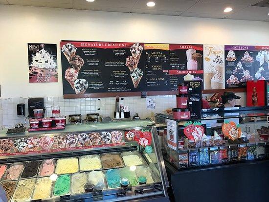 Apex, Carolina del Norte: Cold Stone Creamery