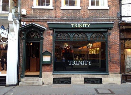 Hotels Near Trinity College Cambridge