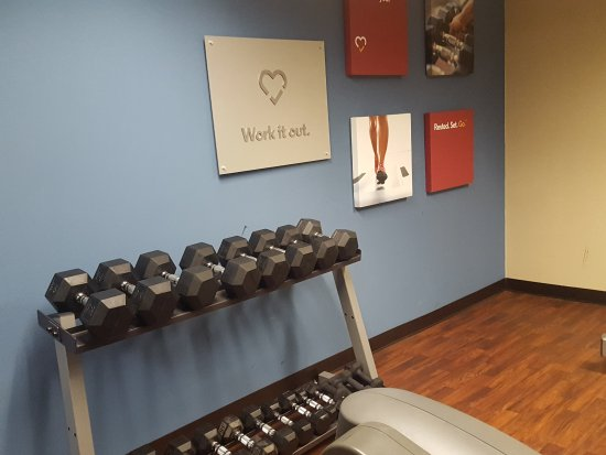 Morrow, GA: Fitness center