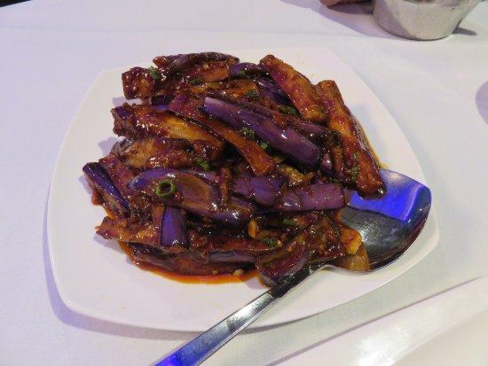 Green Brook, NJ: Spicy Eggplant