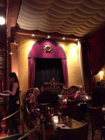 Restaurant Le K Baroque Carte
