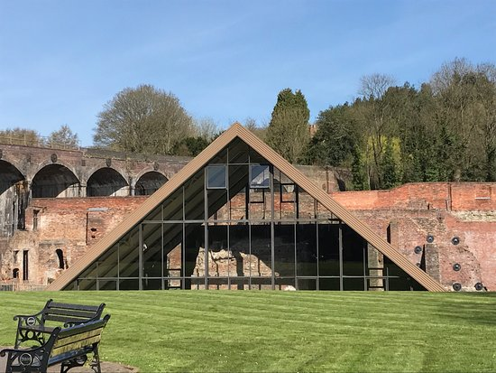 Coalbrookdale Museum of Iron