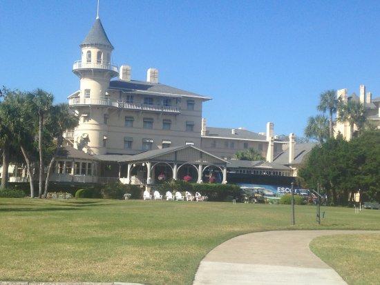 Jekyll Island Hotels >> Original Club Hotel Picture Of Jekyll Island Historic