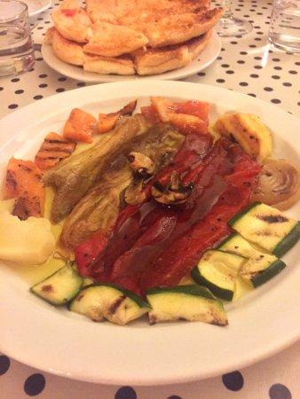 The Barcelona Taste: Grilled vegetables
