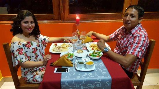 Coca, Equador: Buenos clientes gracias por preferirnos