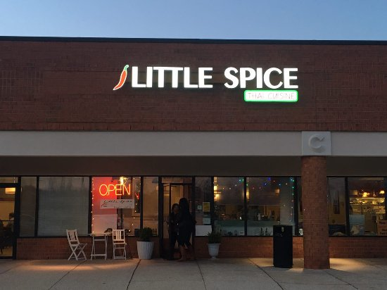 Little Spice Incorporated: Restaurant exterior