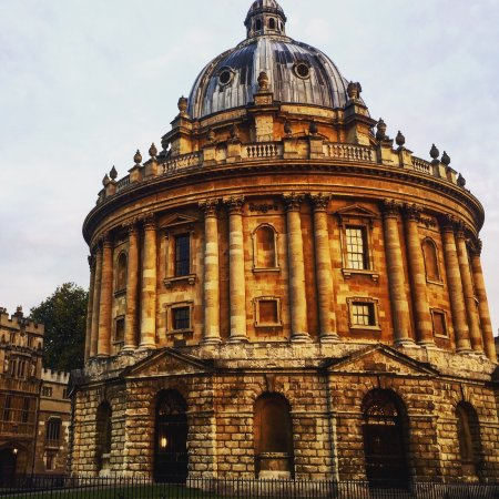 Photo of Monument / Landmark Radcliffe Camera at Radcliffe Square, Oxford OX1 4AJ, United Kingdom