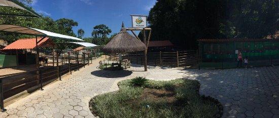 Guaratiba, RJ: Arca do Noah - Educacao Ambiental