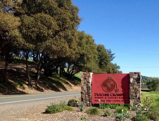 Dutcher Crossing Winery.