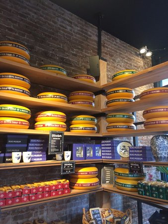 Photo of Tourist Attraction Amsterdam Cheese Museum at Prinsengracht 112, Amsterdam 1015 EA, Netherlands