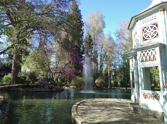 El jard n del pr ncipe de anglona madrid spanien for El jardin del principe