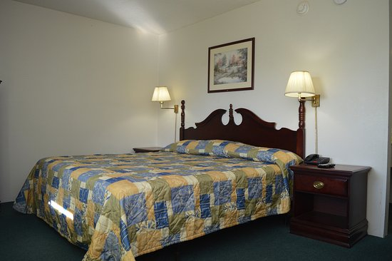 Brookville, Οχάιο: Our single bed room option