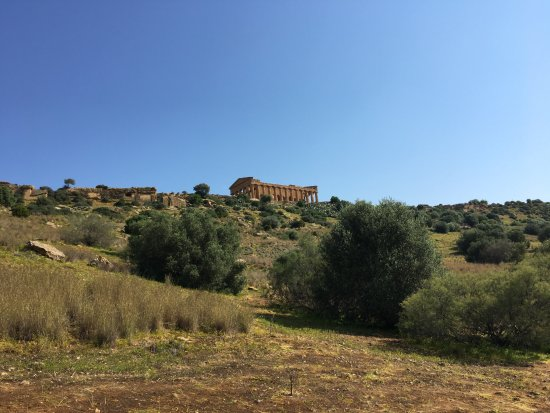 Photo of Monument / Landmark Valley of the Temples (Valle dei Templi) at Zona Archeologica, Agrigento, Italy