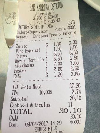 Bar Karrika