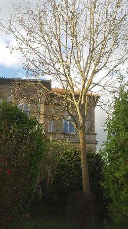 Ecouche, France: Chambre vue depuis le parc