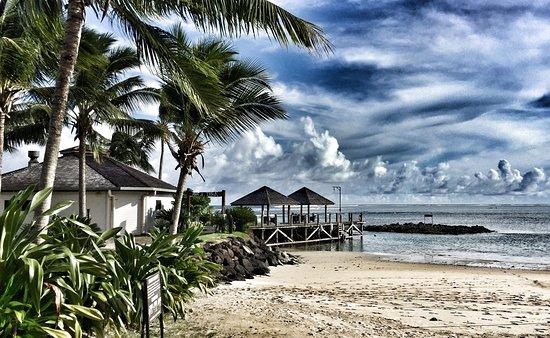 Sinalei Reef Resort & Spa: Jetty at Restaurant
