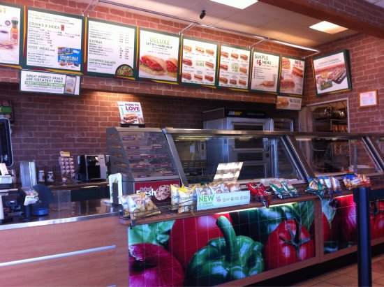 Louisville, CO: Subway