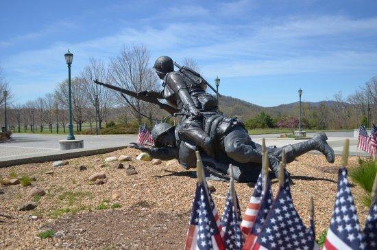 Bedford, VA: Soldiers