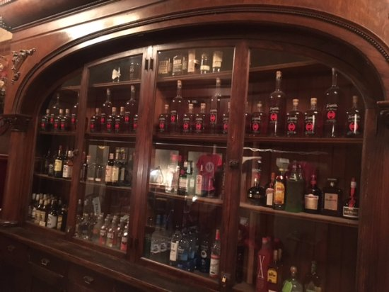 Hamley Steakhouse & Saloon: so many different choices