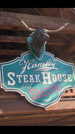 Hamley Steakhouse & Saloon: Hamley's Steak House